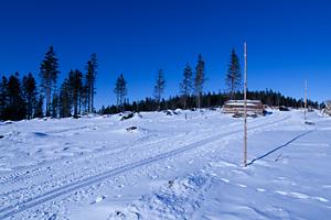 špatně vyvážená bílá - sníh