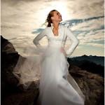 Královna hor – jak fotit svatební portrét