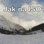 Co je to ISO? Jak nastavit ISO ajak fotit?