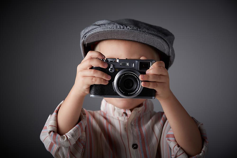 Jak fotit správně se zrcadlovkou i kompaktem