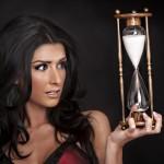 Úprava fotek a čas