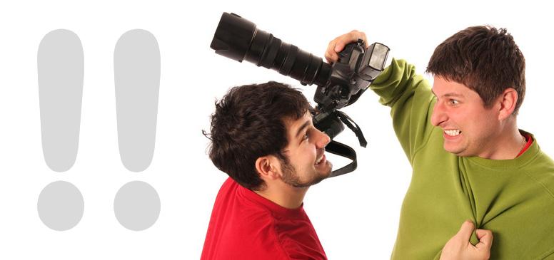 fotografické soutěže jsou k ničemu