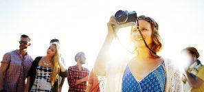 Jak fotit skupinové fotografie