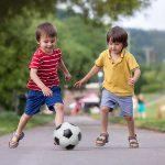 Zachyťte dovádějící děti aneb focení pohybu jednoduše