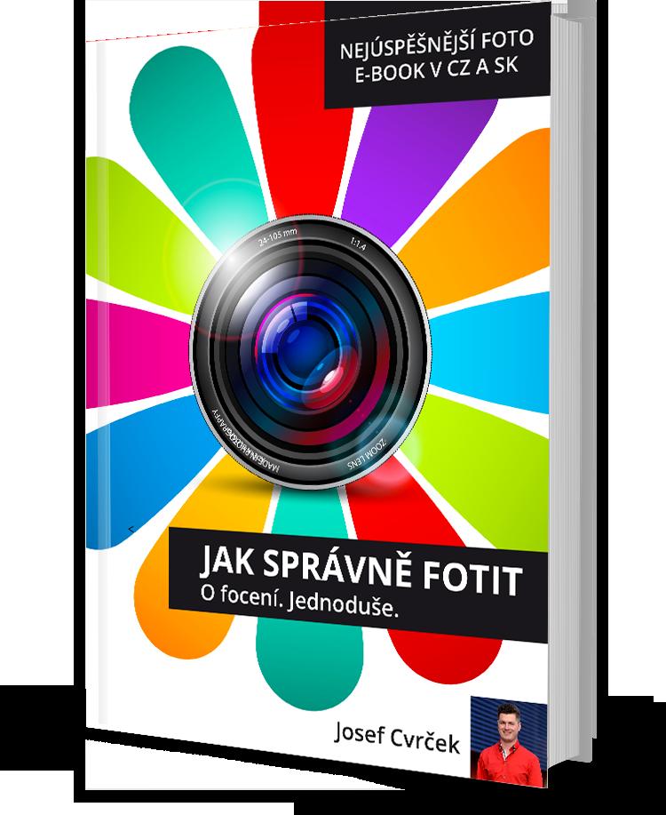 Jak správně fotit e-book