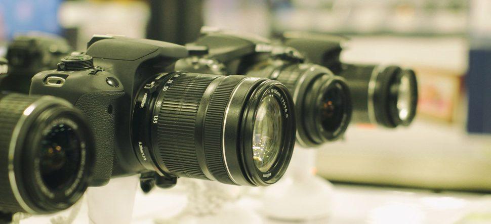 jaký vybrat fotoaparát