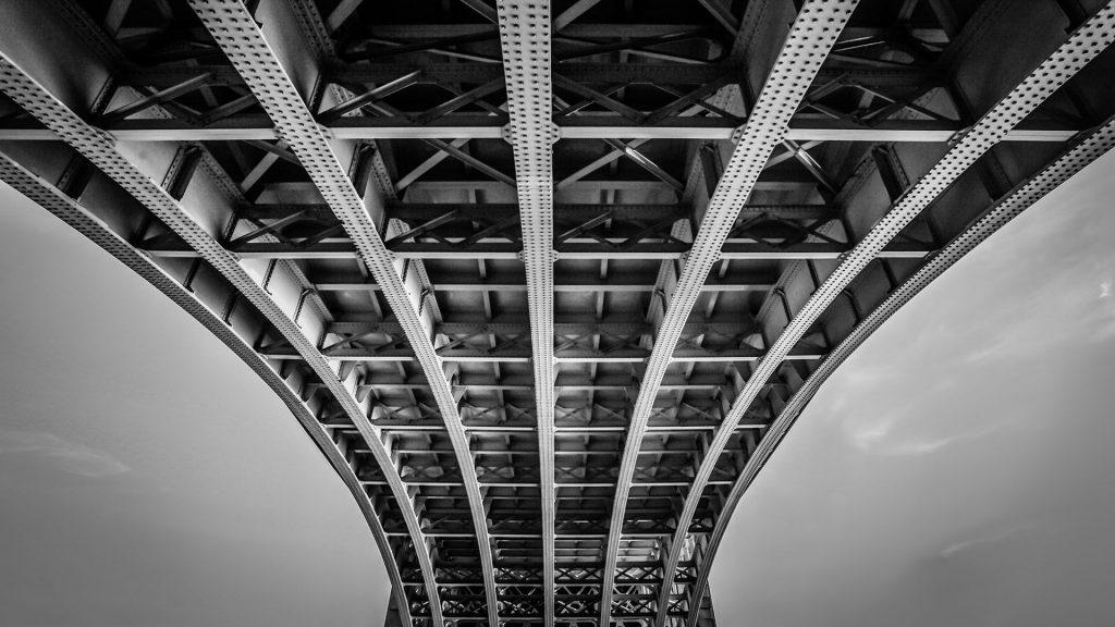 symetrie ve fotografii