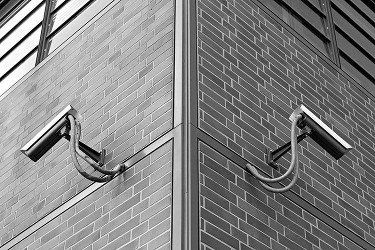 peůmyslový objekt, symetrie ve fotografii